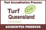 Turf Queensland Accredited Producer Logo