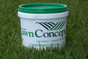 Lawn Starter Fertiliser 900G l