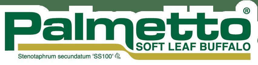 Palmetto Soft Leaf Buffalo logo Glenview Turf
