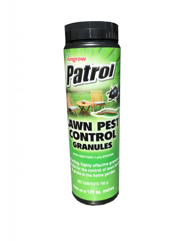Amgrow Patrol Lawn Pest Control Granules e2 - Glenview Turf