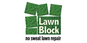 Lawn Block Turf Logo Front Page